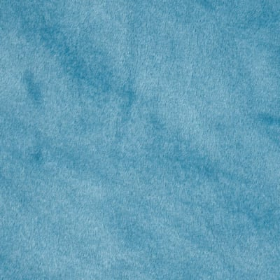 Shannon Minky Solid Cuddle 3 French Blue