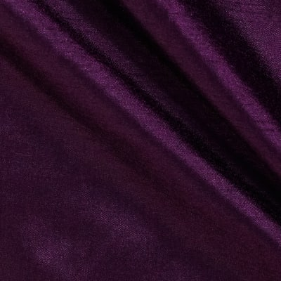 "120"" Faux Dupioni Majestic Purple"