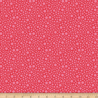 Riley Blake Fancy Free Fancy Dots Pink