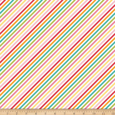 Riley Blake Fancy Free Fancy Stripe Multi