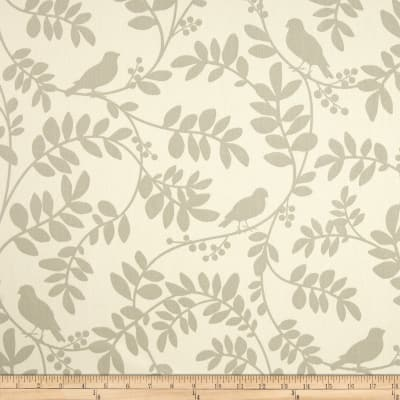 Dwell Studio Botany Flora Twill Taupe