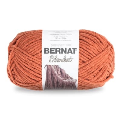 Bernat Blanket Big Ball Yarn (10630) Pumpkin Spice