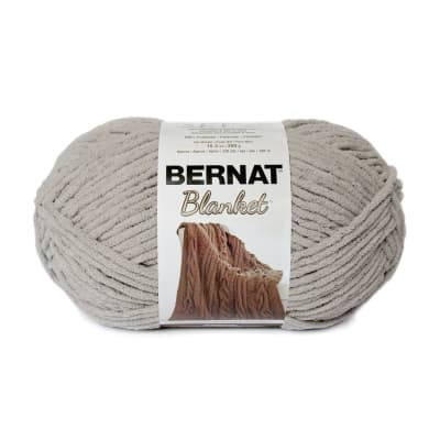 Bernat Blanket Big Ball Yarn (10046) Pale Grey