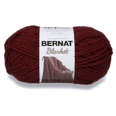 Bernat Blanket Big Ball Yarn (10430) Purple Plum