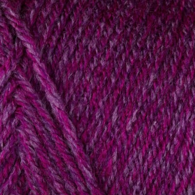Red Heart Super Tweed Yarn (7708) Pinkberry