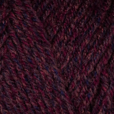 Red Heart Super Tweed Yarn (7911) Mulberry