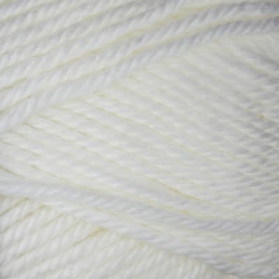 Red Heart Soft Yarn (4600) White