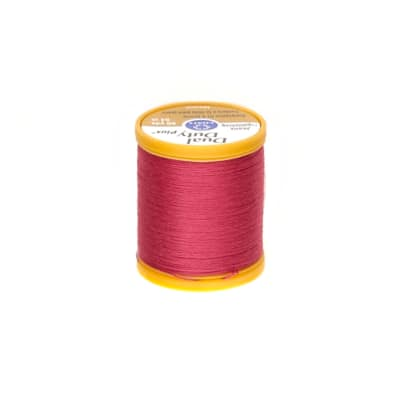 Dual Duty Plus Jeans & Topstitching Thread 60 Yds. Red Rose