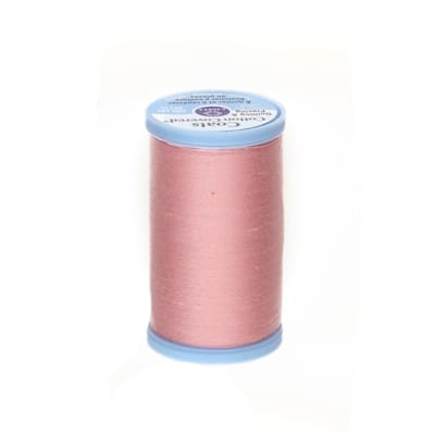 Coats & Clark Cotton Covered Quilting & Piecing Thread 500 YD Rose Pink