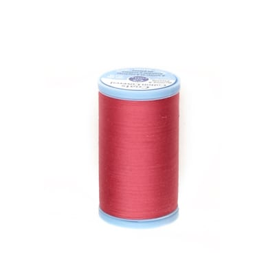 Coats & Clark Cotton Covered Quilting & Piecing Thread 500 YD Hot Pink