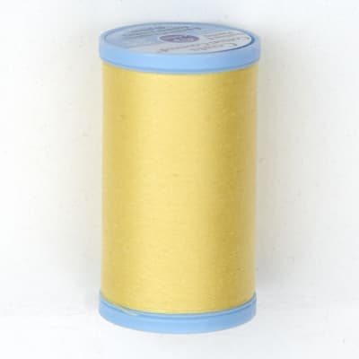 Coats & Clark Cotton Covered Quilting & Piecing Thread 500 Yds. Yellow