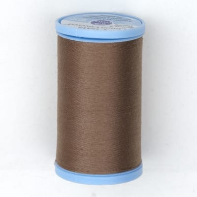 Coats & Clark Cotton Covered Quilting & Piecing Thread 500 Yds. Driftwood