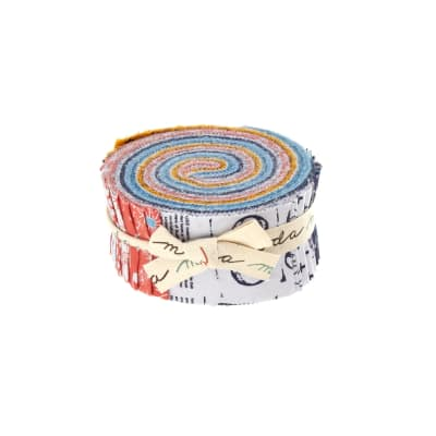 Moda Figures 2.5 In. Jelly Roll