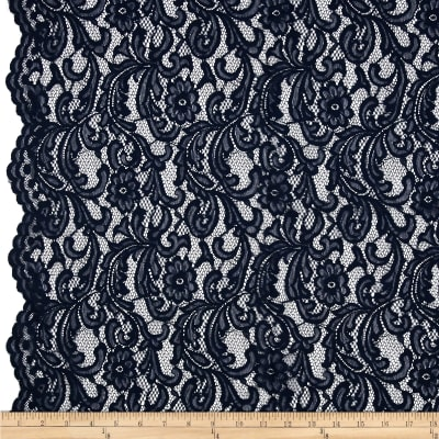 Lucy Lace Navy