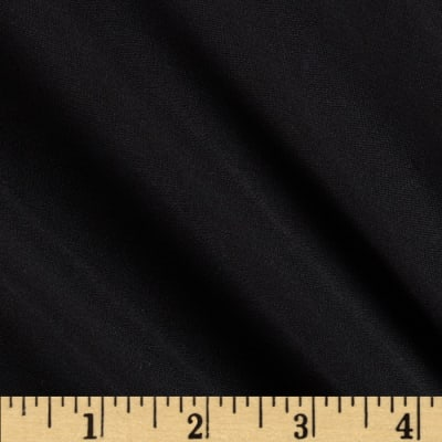 Monet Rayon Sateen Black