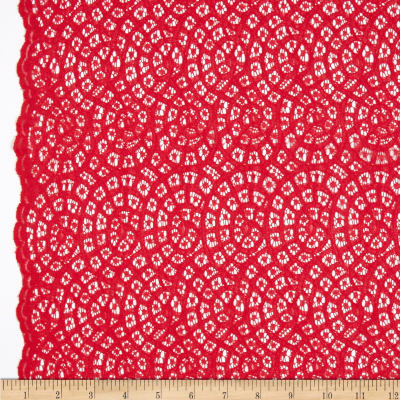 Telio Mara Lace Red