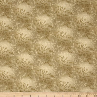"108"" Wide Quilt Back Tonal Vineyard Beige"