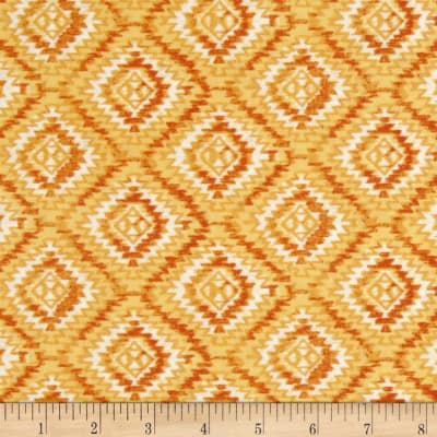 Timeless Treasures Tonal Ikat Geo Sun