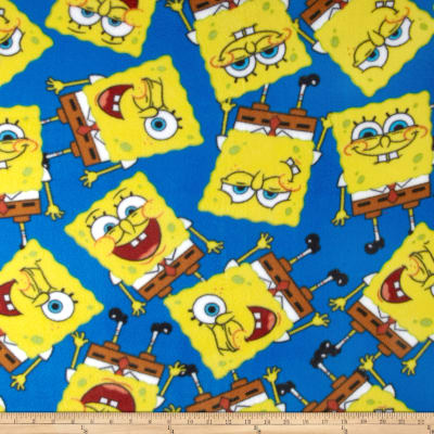 Spongebob Packed Fleece