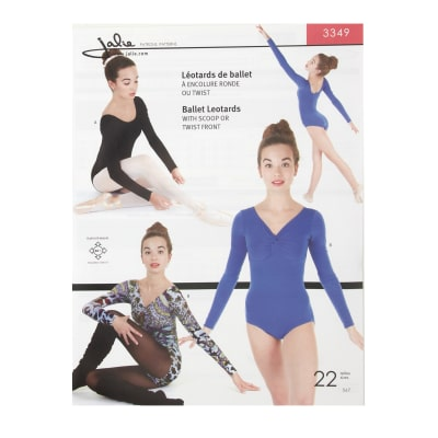 Jalie Ballet Leotards Pattern