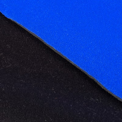 2mm Nylon Double Lined CR Neoprene Royal/Black