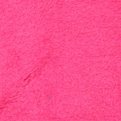 Whisper Coral Fleece Solid Fuchsia