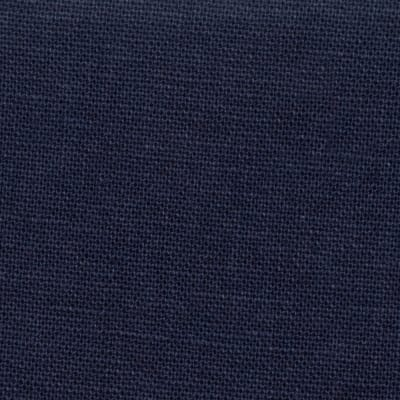 Jaclyn Smith Linen/Cotton Blend Indigo