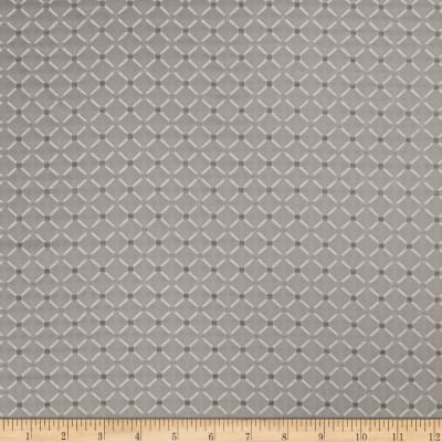 Jaclyn Smith Bassette Jacquard Dove Grey