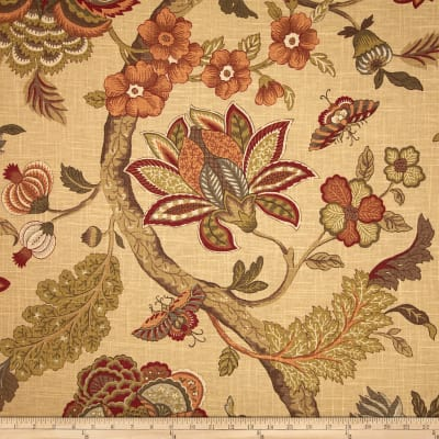 Jaclyn Smith Virginia Floral Blend Garden Spice