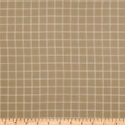 French General Remy Plaid Hemp