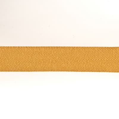 "May Arts 1 1/2"" Twill Ribbon Spool Butterscotch"