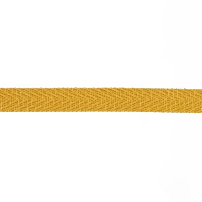 "May Arts 3/8"" Twill Ribbon Spool Butterscotch"