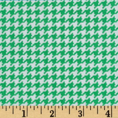 Michael Miller Tiny Houndstooth Fern