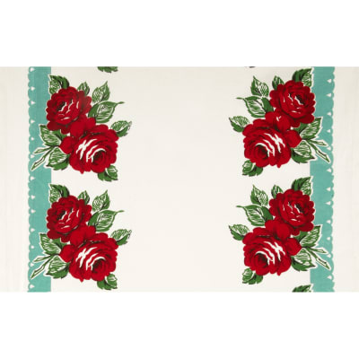 Moda Toweling Rodeo Rose Aqua