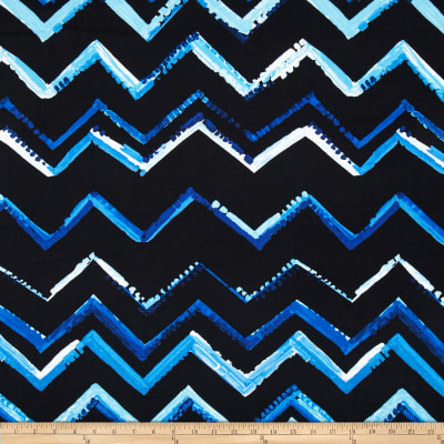 Contempo Hand Made Zig Zag Water