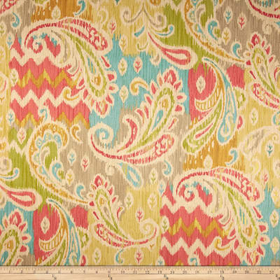 Waverly Splash of Color Twill Golden