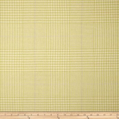 Waverly Grantham Plaid Woven Celery