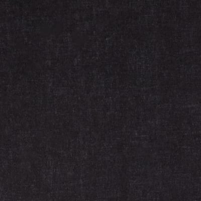 Contempo Hand Made Faux Linen Solid Dark Brown