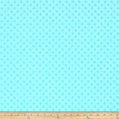 Kanvas Safari Playground Flannel Micro Diamonds Aqua