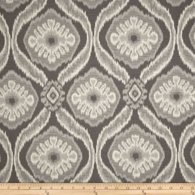 Duralee Home Mecca Upholstery Jacquard Grey