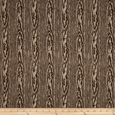 Duralee Home Soto Upholstery Jacquard Chocolate