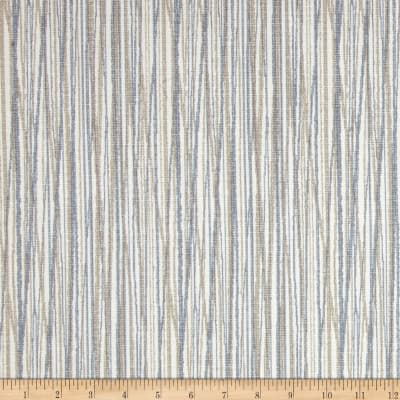 Magnolia Home Fashions Laurel Bay Stripe Sail