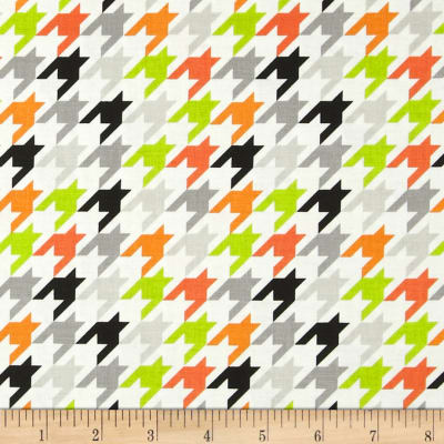 Riley Blake Medium Houndstooth Halloween