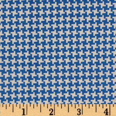 Penny Rose Hope Chest Hope Houndstooth Blue