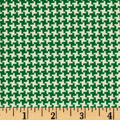 Penny Rose Hope Chest Hope Houndstooth Green