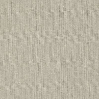 Designer Essentials Linen Cotton Solid Gray