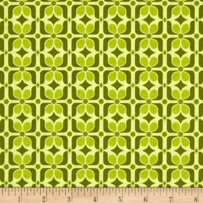 Riley Blake Halle Rose Graphic Green