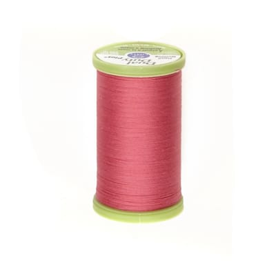 Coats & Clark Dual Duty Plus Hand Quilting Thread 325 Yds.Hot Pink