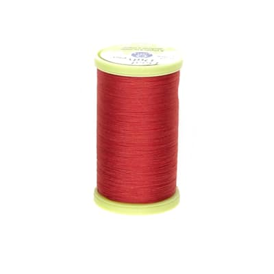 Coats & Clark Dual Duty Plus Hand Quilting Thread 325 Yds.Red