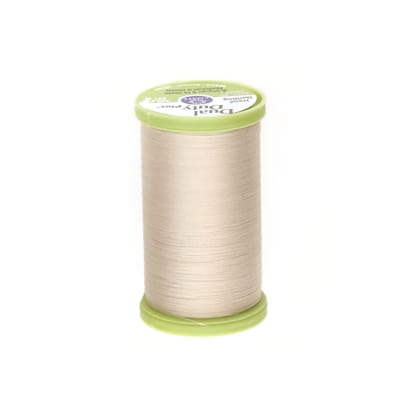 Coats & Clark Dual Duty Plus Hand Quilting Thread 325 Yds.Natural